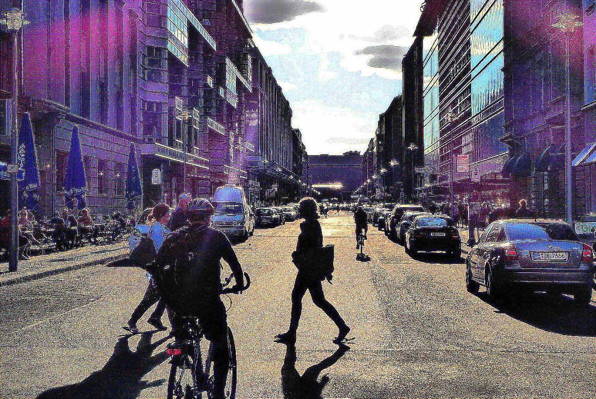 Paulson Songwriter » berlin straßenszene 12